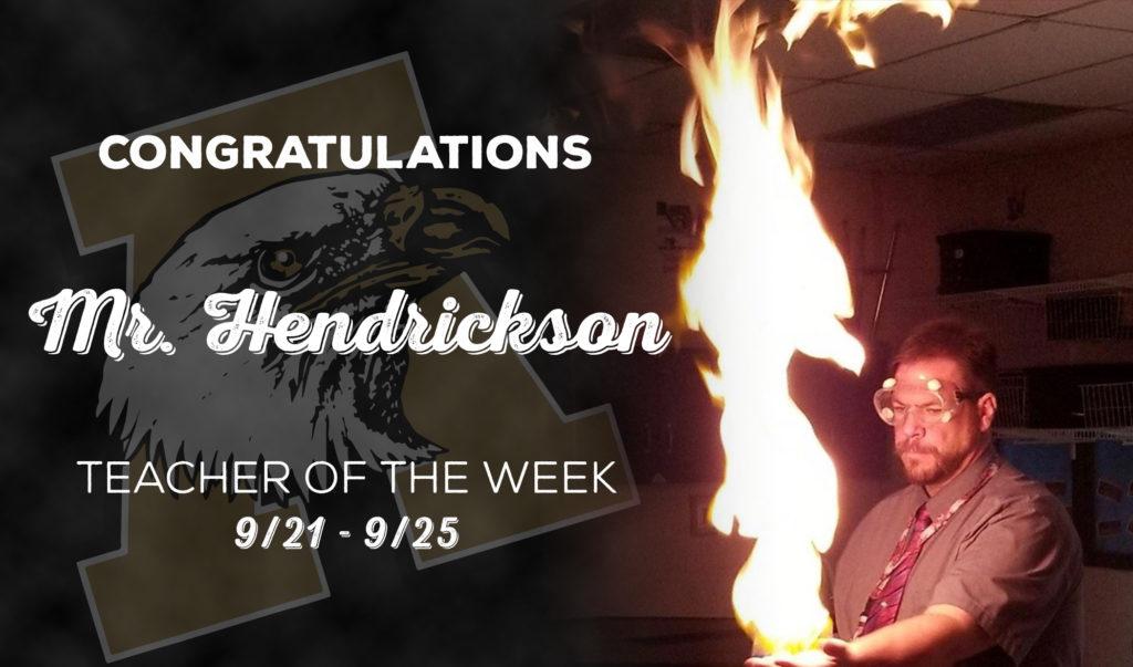 Mr Hendrickson