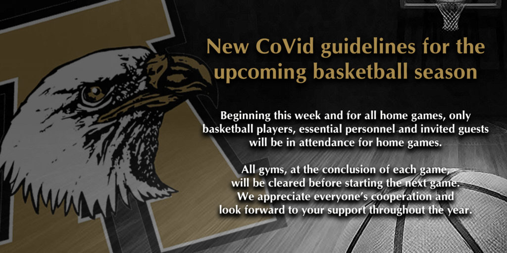 Basketball COVID Guidelines