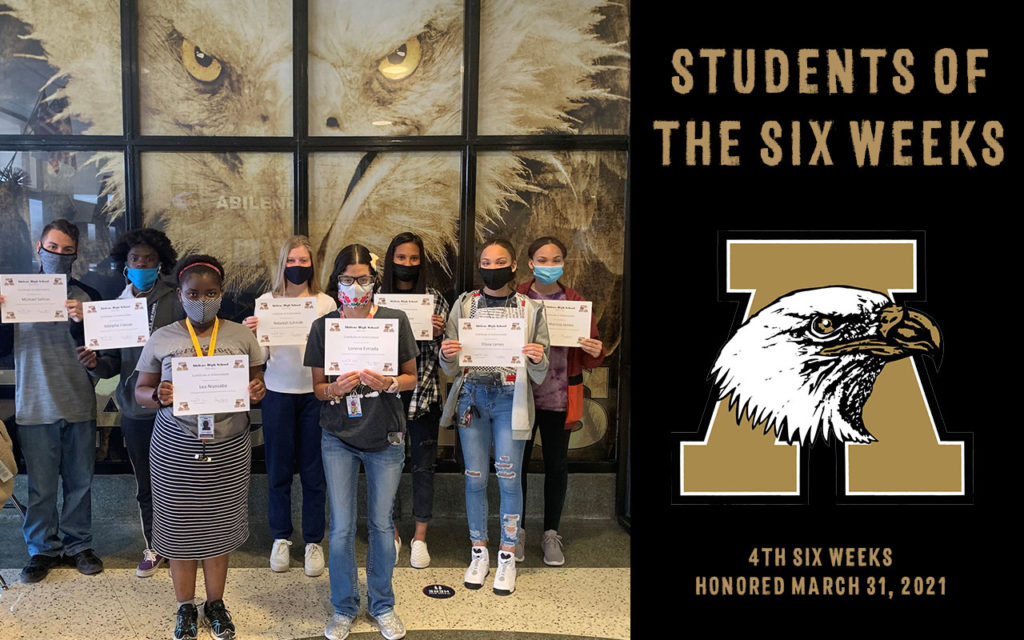 Students of the Six Weeks