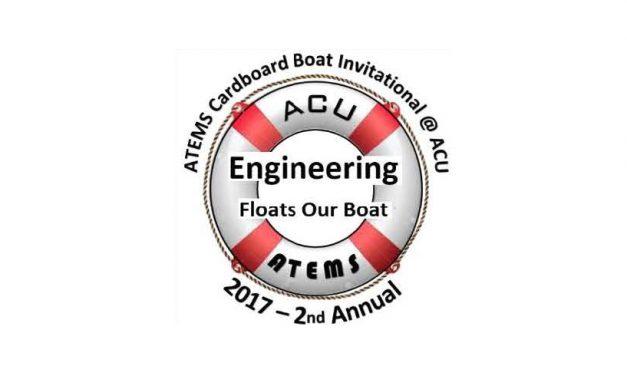 ATEMS 2nd Annual Cardboard Boat Invitational @ ACU