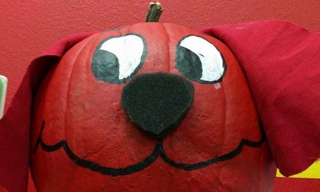 Story Book Pumpkins Are a Hit at Bonham