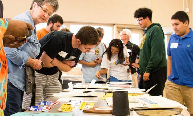 SPOTLIGHT: Eagle grad, now AHS teacher, continues time capsule tradition