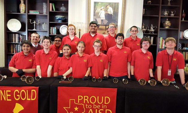 AISD's Handbell Choir: Ringing in 40 Years