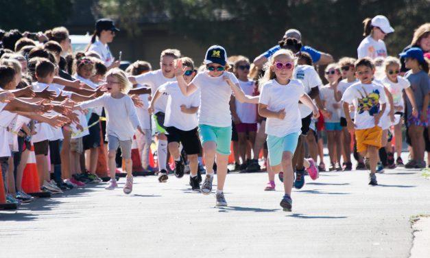 Austin Enjoys 5th Annual Color Run