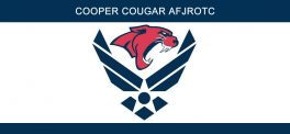 Cooper's Air Force JrROTC Earns Highest Rating
