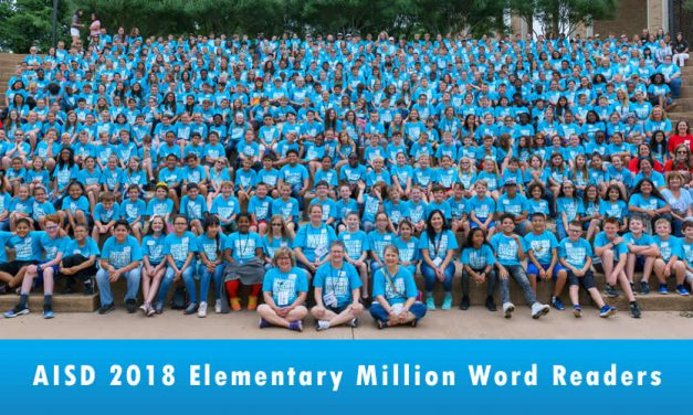 Million Word Readers Celebrate With Fun Days