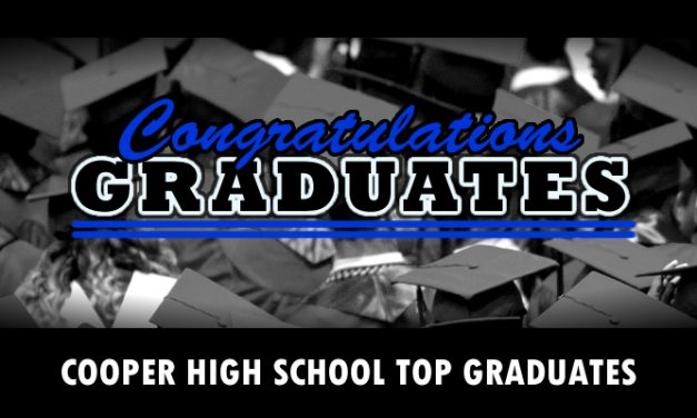 Cooper High School Top Graduates