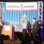 Cooper CTE Student, Advisor Attend Leadership Institute in Washington, DC