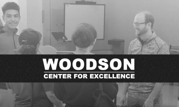 Woodson Center For Excellence Welcomes Guests for Career Day