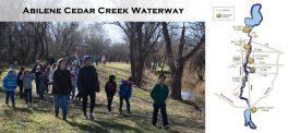 Elementary GT Students Explore New Cedar Creek Waterway