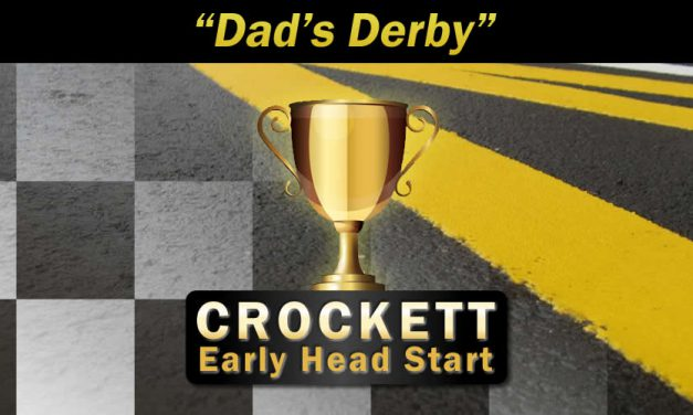 "Spotlight: ""Dad's Derby"" Is A Winner at Crockett Early Head Start"