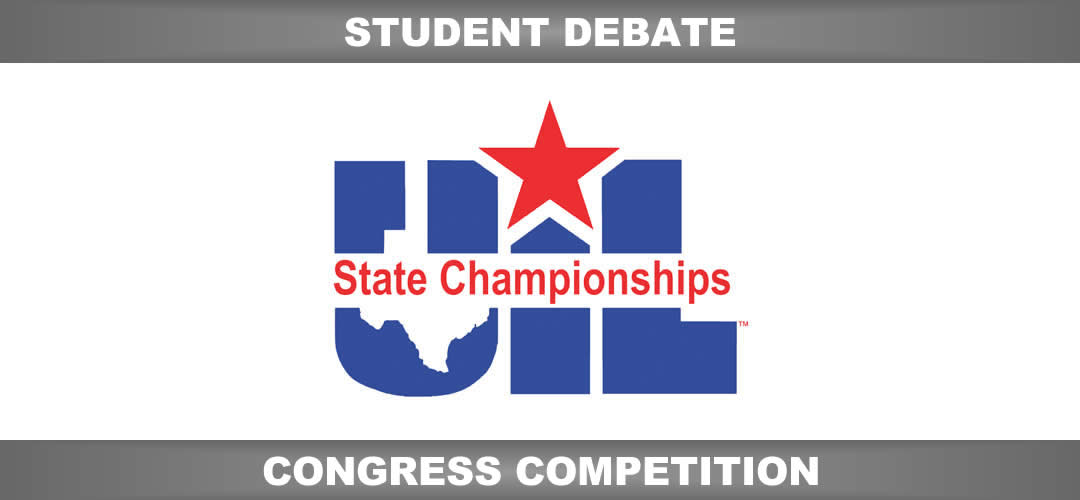 4 AISD Debate Students Compete at State UIL Congress Competition