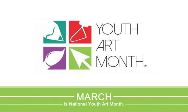 Events, Exhibitions Highlight Youth Art Month
