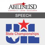 3 Students Advance to UIL Academic, Debate State Contests
