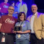 Ellison, Harless each earn regional honor