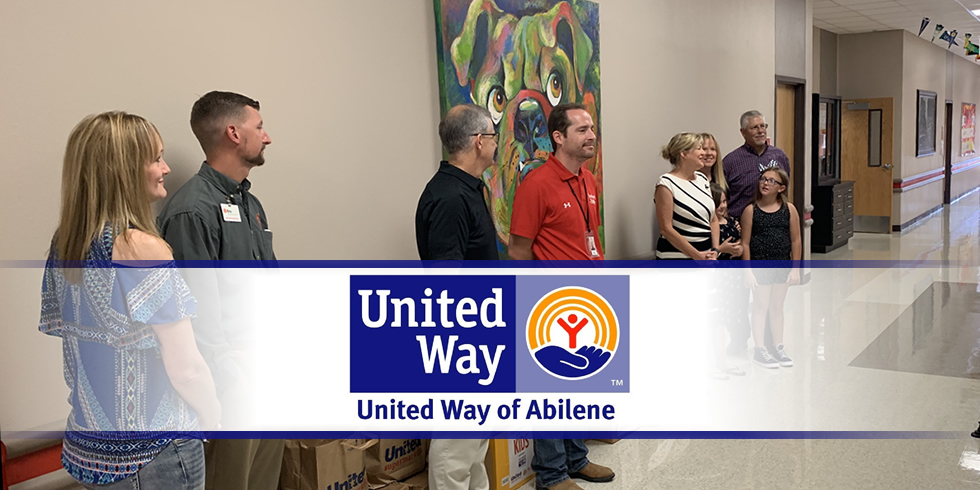 United Way, United partner to aid Bonham students