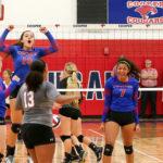 AHS-Cooper volleyball match will aid AISD homeless