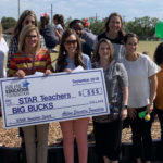 AEF Prize Patrol hands out record number of grants, money