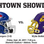 Advance Tickets for Southtown Showdown now on sale