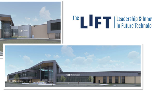 Cooper associate principal Jay Ashby named first Director of The LIFT