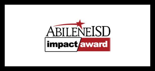 Impact Award Banner