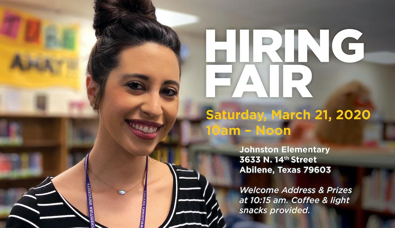 AISD to host Hiring Fair on March 21