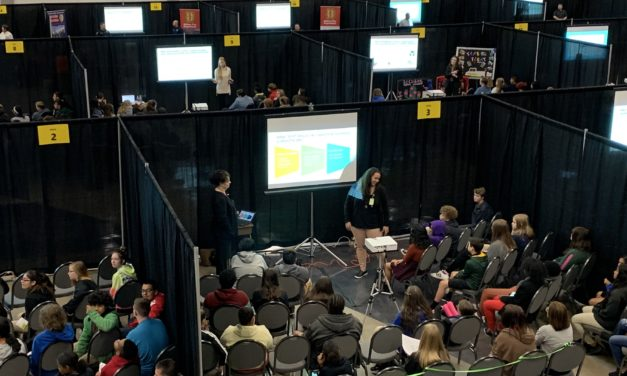 'Hello, High School' event huge success in first year