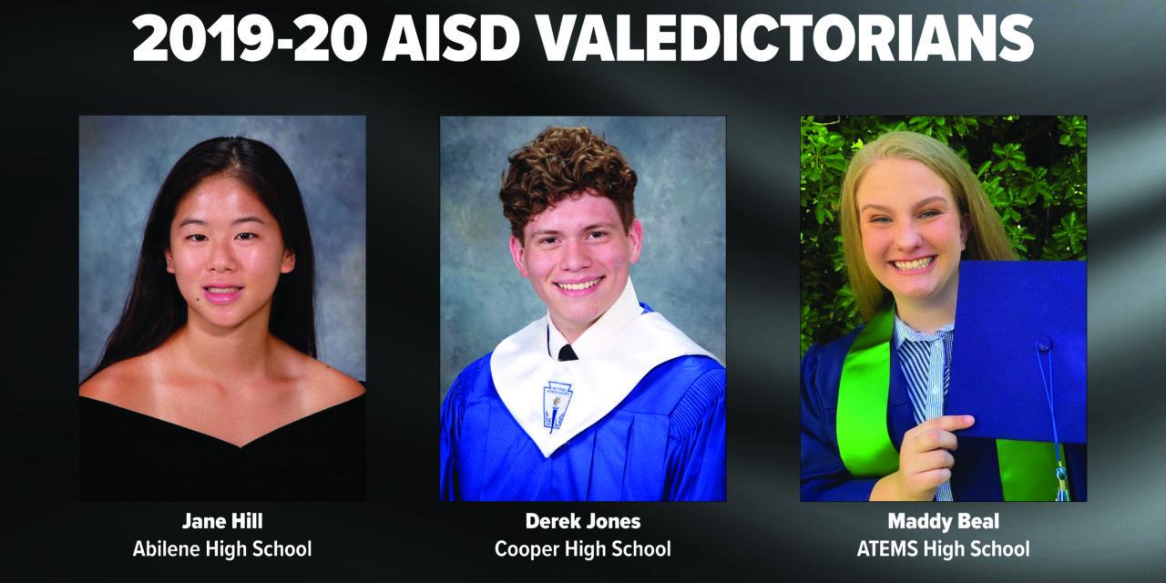 AISD Announces Top Graduates For Class of 2020