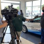 Arrow Ford donates car to AISD CTE program