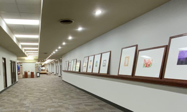 Abilene ISD District Art Exhibition on View Virtually and in Person