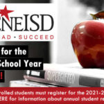 Enrollment / Registration for 2021-22 school year begins May 3