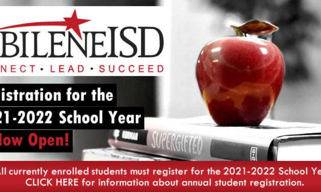 Enrollment / Registration for 2021-22 school year begins May 3