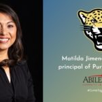 Matilda Jimenez Named First Principal of Purcell Elementary