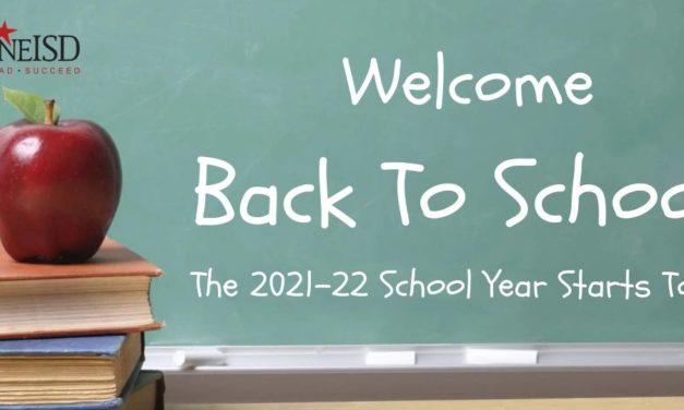 Welcome Back! Abilene ISD begins 2021-22 school year Thursday