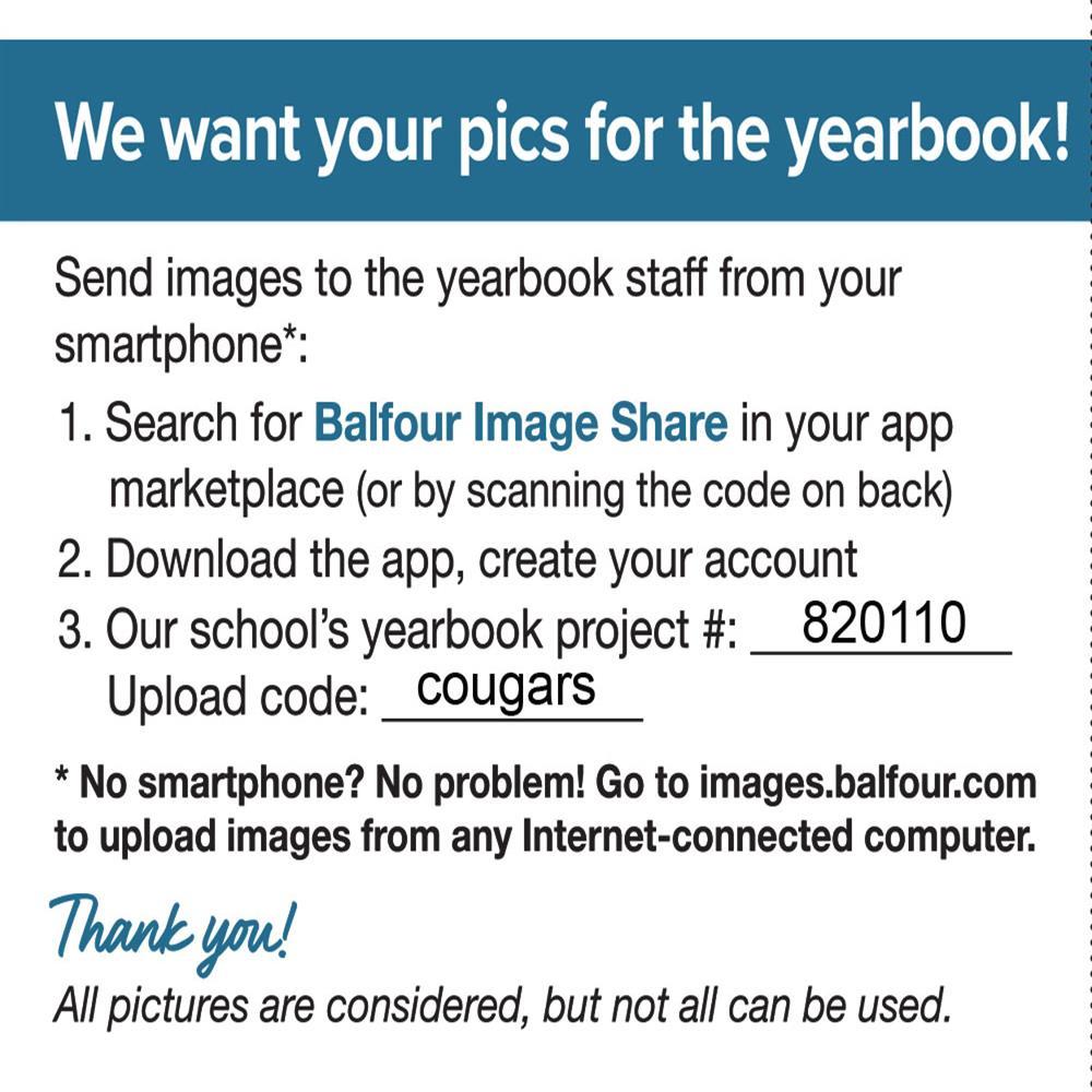Yearbook Photos