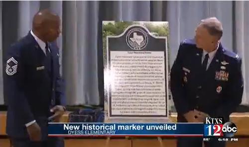 New Historical Marker