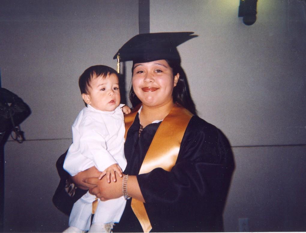 Teen Parent Graduate