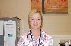 Nurse Vermillion