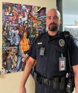 Officer Cox