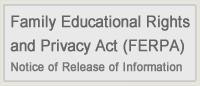 FERPA Release Notice