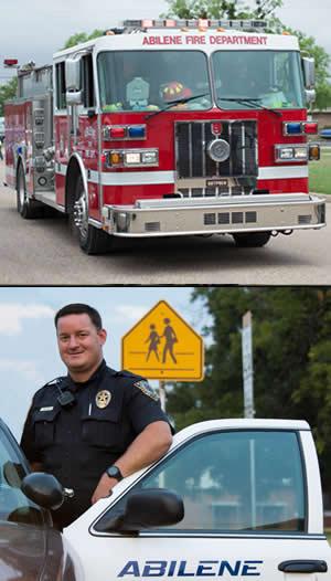 Abilene Fire & Police
