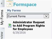 Formspace