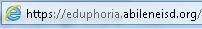 Eduphoria URL